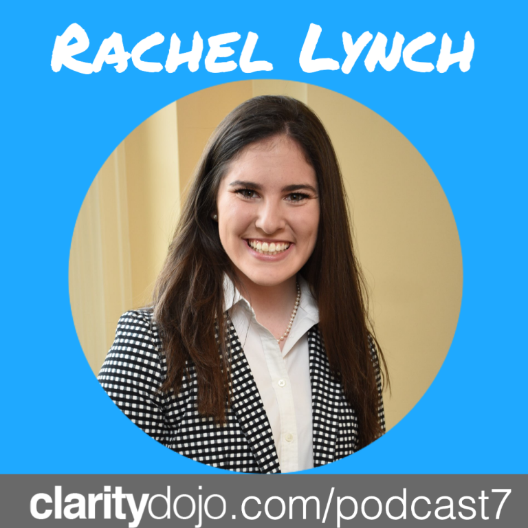 Read more about the article #07 – Rachel Lynch – Confidence and Connections Through DECA